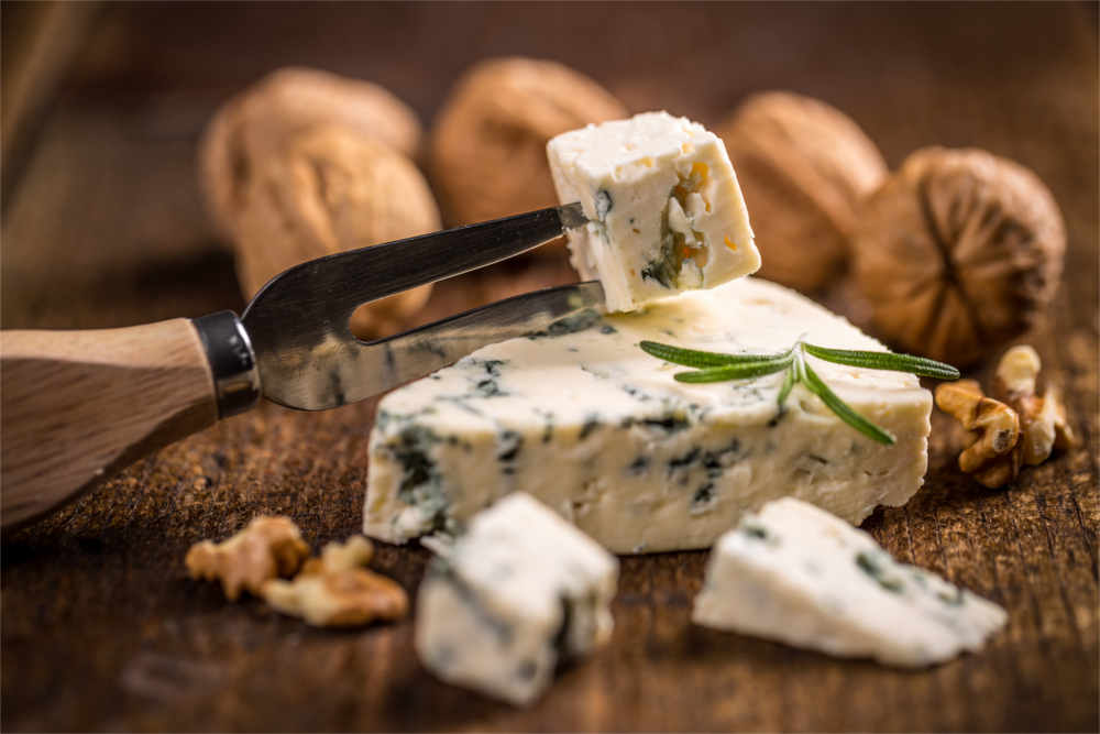 Blue Cheese - Neils Cheese Board