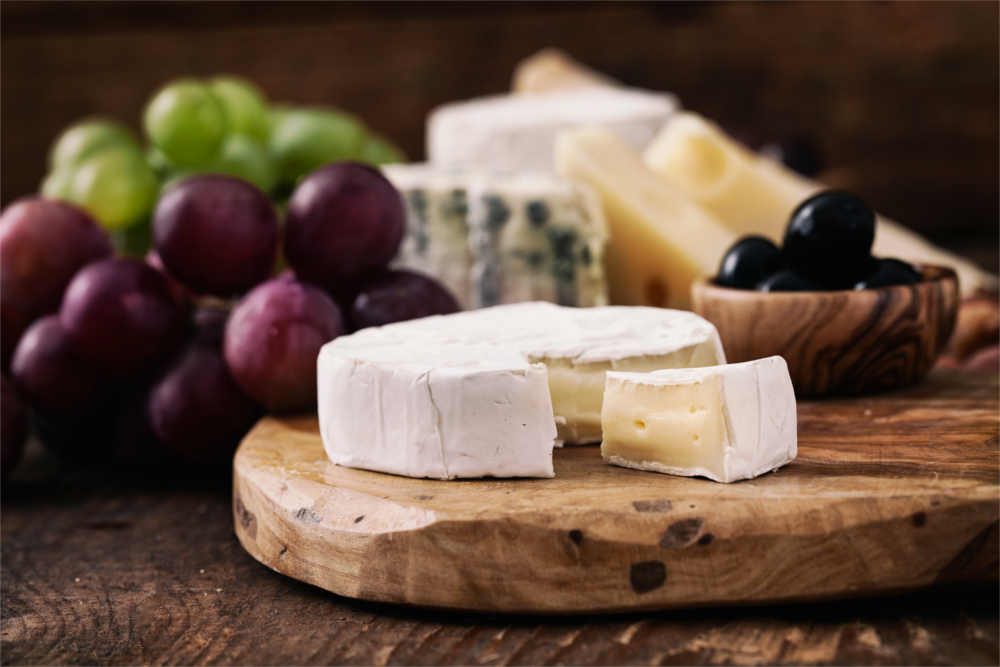 Brie - Neils Cheese Board
