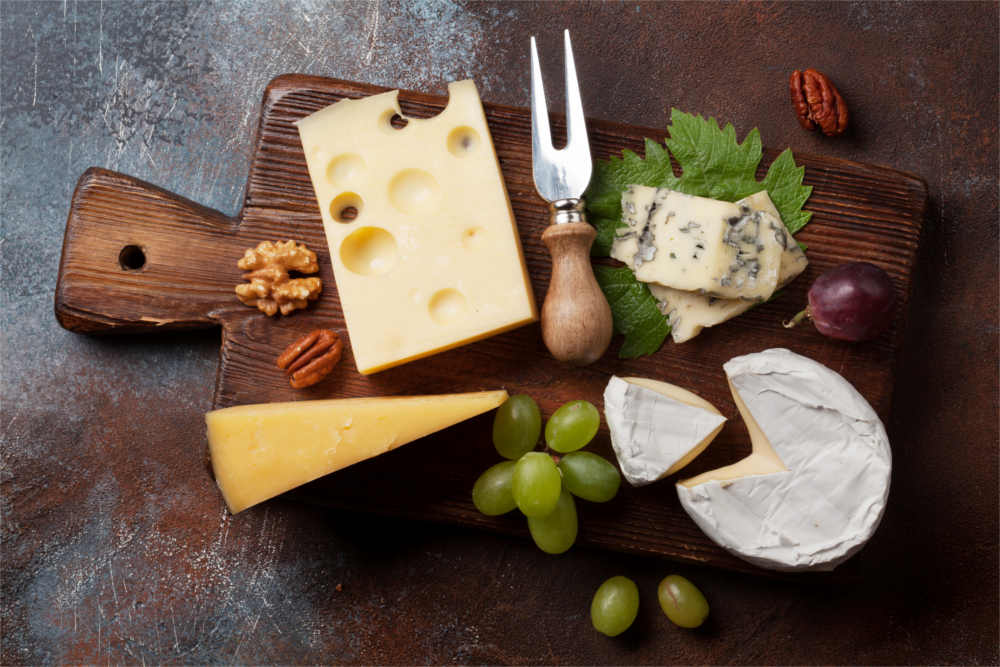 Neils Cheese Board - Range of quality cheeses