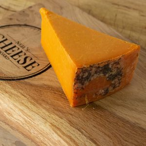 Farmhouse Red Leicester | Neils Cheese Board Doncaster