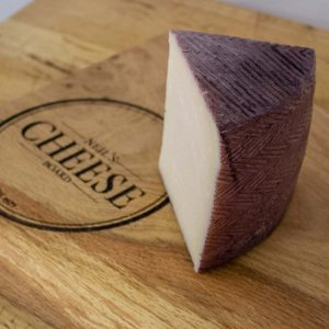 Murcia Al Vino Goat's Cheese | Neils Cheese Board Doncaster